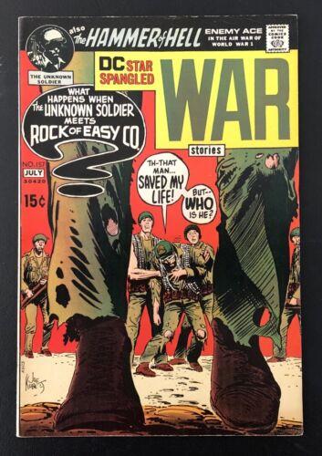 Star Spangled War Stories #157 - 8.0 VF
