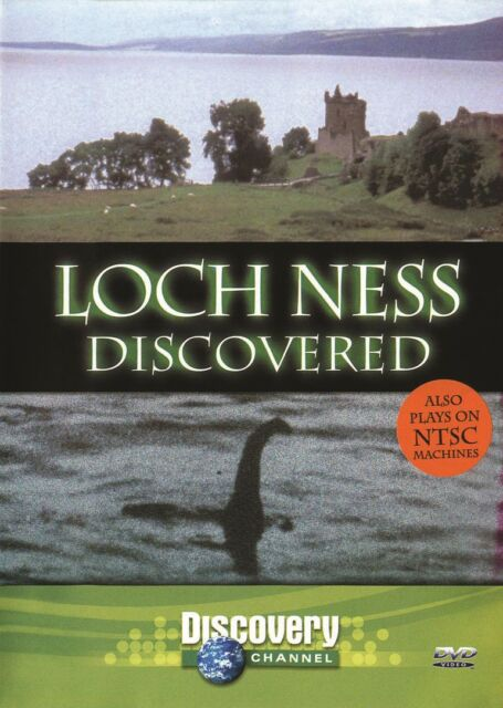 Loch Ness Discovered (NEW & SEALED DVD, 2005)