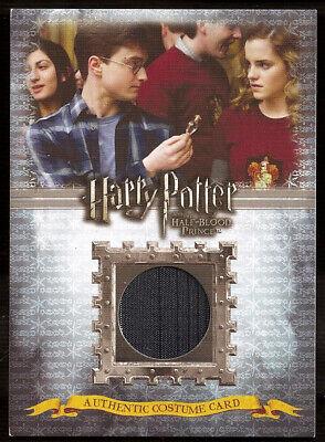 Harry Potter & The Half Blood Prince Costume Card C9 041/330 Daniel Radcliffe](Harry Potter Costume Cards)