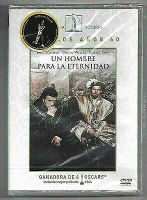 DVD - UN HOMME POUR L'ETERNITE (ROBERT SHAW / ORSON WELLES) EN FRANCAIS !