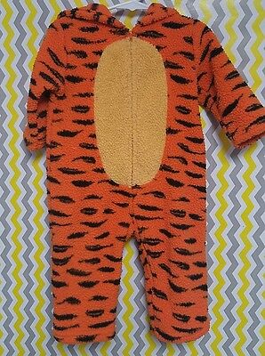 Tiger Baby 18M Halloween Costume With Hoodie  - 18m Halloween Costumes