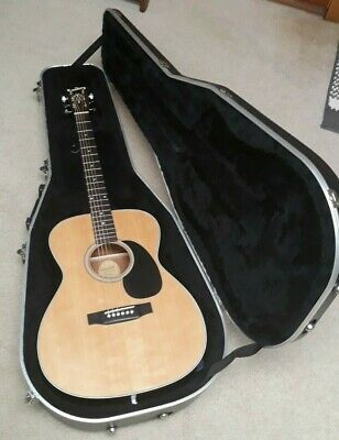Blueridge Contemporary BR-63 Acoustic Guitar in original case 6 string Acoustic