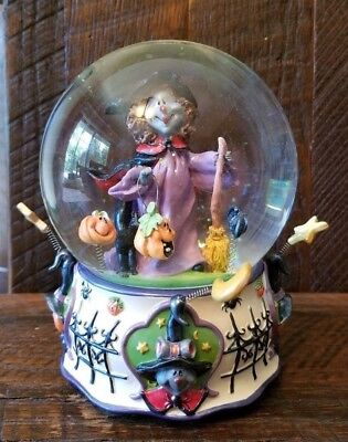 Is Halloween Song (Musical Witch Halloween Waterglobe Ding Dong The Witch Is Dead Song JC Penney)