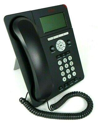 Avaya 9620L in Black Office Business Phone Deskphone VoIP IP Telephone 700461197
