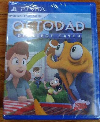Octodad Dadliest Catch Limited Run Games (Sony Playstation Vita)