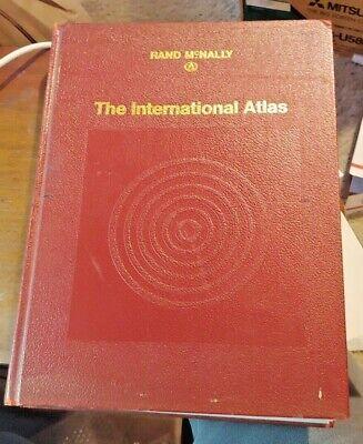 Coffee Table Book The International Atlas