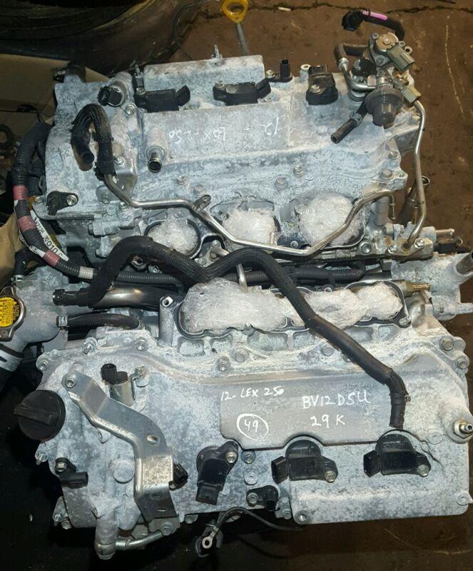 Lexus IS250 2012 2.5 P Engine | 29K | Engine Code: 4GR FSE | #49