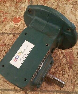 Dodge Tigear Mr94749 15q60l56 601 Speed Reducer Worm Gear Box 1518w