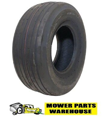 NEW 13X5.00X6 13X5.00-6 13 5.00 6 STRAIGHT RIBBED 4 PLY TIRES REPLACE CARLISLE 5