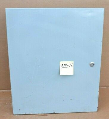 Hubbell Wiegmann 24 X 20 X 7 Hinged Wall Mount Enclosure Nema 1 S1035218 Usa