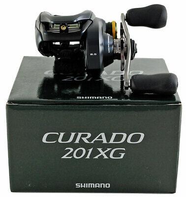 Shimano Curado DC 150XG Low Profile Baitcasting Reel 8.5 1 ratio # CUDC 150XG
