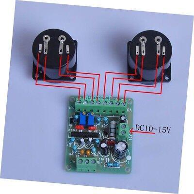 Driver Board For Panel Vu Meter Recordingaudio Db Level Meter Replace Ta7318p