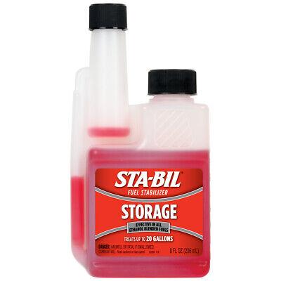 STA-BIL Storage Fuel Stabiliser - Petrol Additive - 8oz