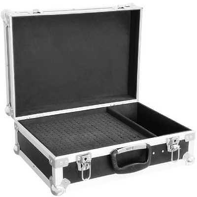 Transportkoffer K-1 PROFI mit Rasterschaumstoff 46x34x18 cm Koffer Flightcase