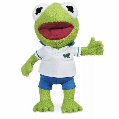 NWT Disney Store Plush Muppet Babies Kermit Small