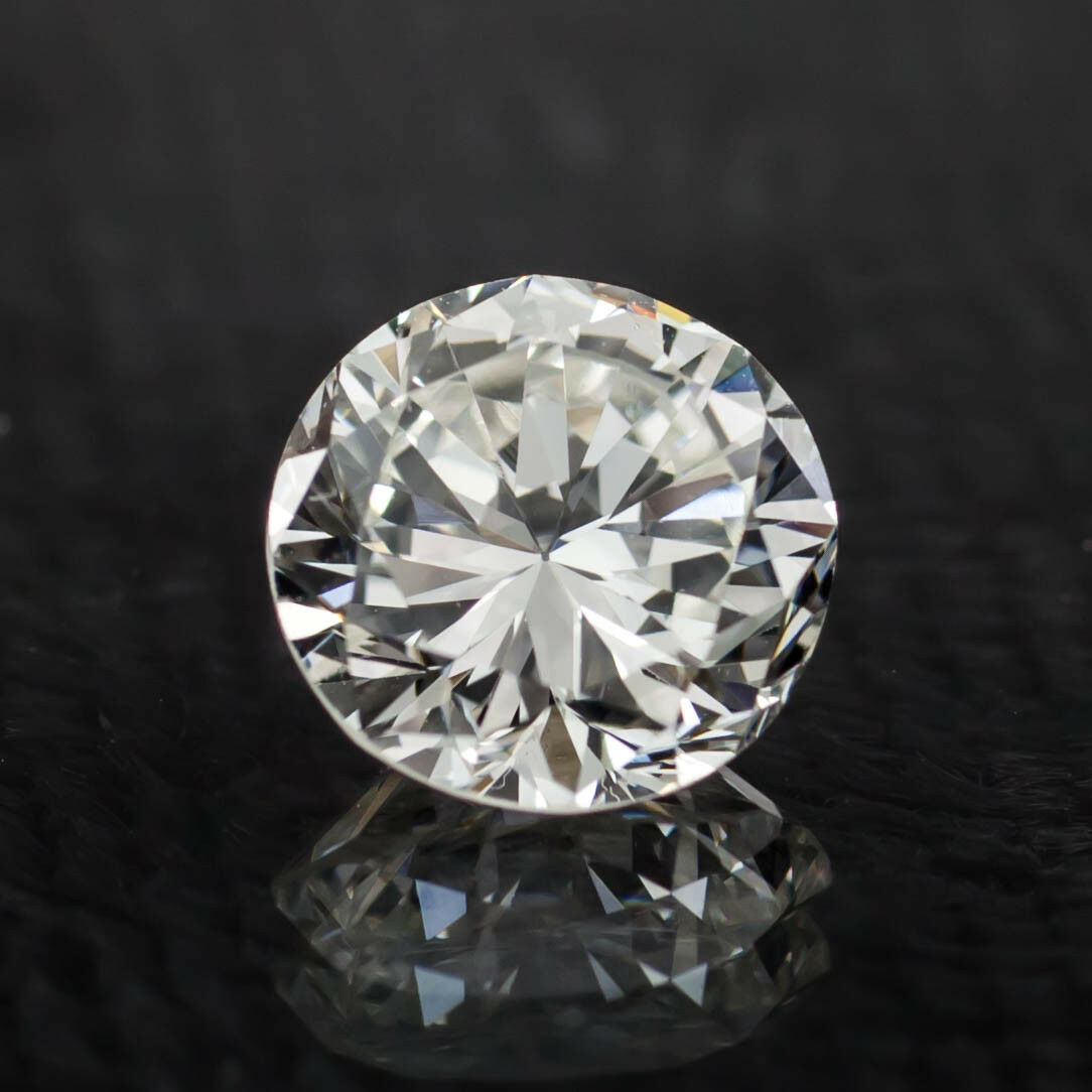 1.39 Carat Loose H / VS1 Round Brilliant Cut Diamond GIA Certified