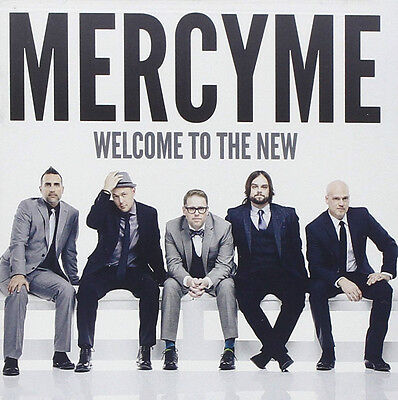Welcome To The New   Mercyme  Cd  2014  Columbia  Usa     Free Shipping