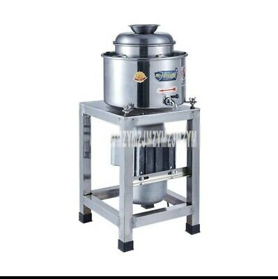 30kgh Electric Meat Grinder Beef Fish Meatball Beater Meat Mixer 110v