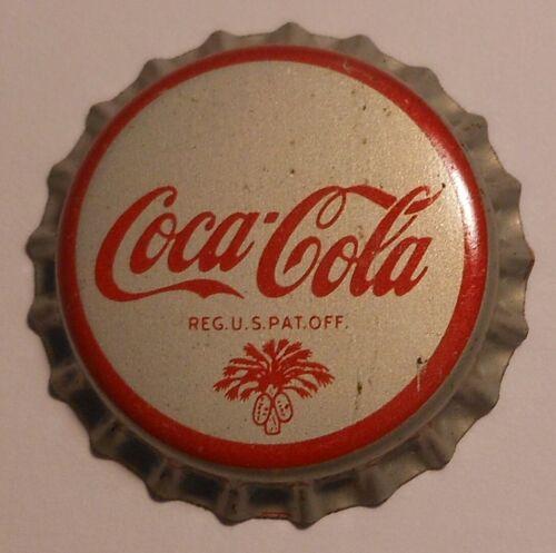 "Vintage Coca Cola ""SC Tax Stamp""..cork..unused..Soda Bottle Cap #1"
