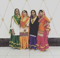 GIDDHA TEAM FOR PERFORMANCES AT ANY EVENT | LOHRI SPECIAL**