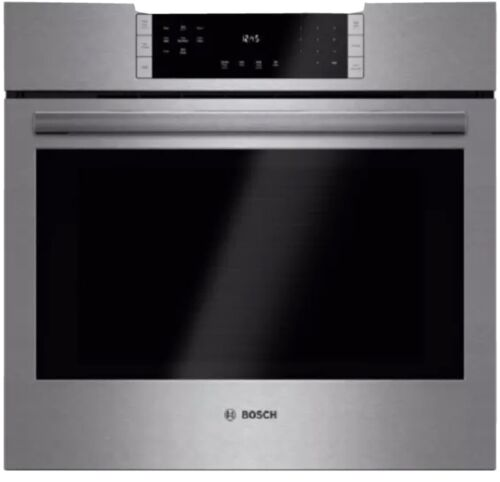 Bosch HBL8451UC 800 Series 30 Inch Single Electric Wall Oven