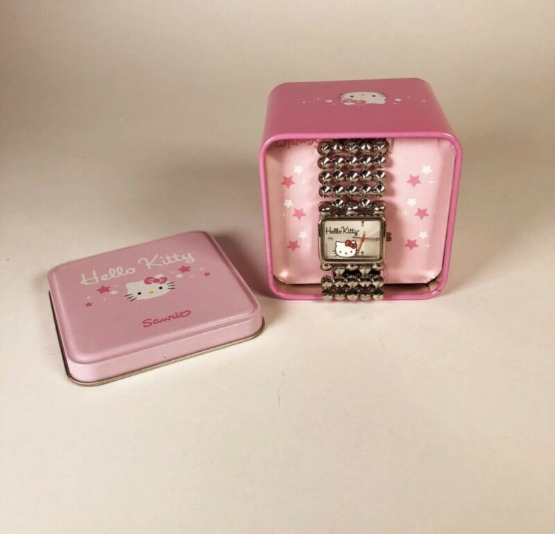 2005 Hello Kitty Watch with Case