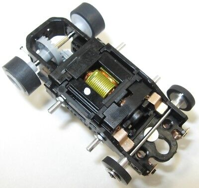 - BSRT - 2.5 OHM LVL 35 NEO BALL BRNG CHASSIS-SUPER FAST-*GREAT HANDLING/Tyco,Tomy