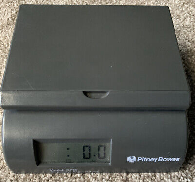Pitney Bowes - Scale - Digital Postage Scale - Platform G799 - 0.1 Oz To 5 Lb