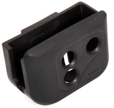 Rubber Belt Holder Pouch For Hme Com-6000 Drive Thru Intercom Belt Pack Beltpac