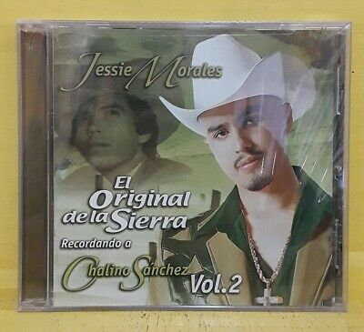 El Original de la Sierra : Recordando a Chalino Sanchez Vol. 2 - CD