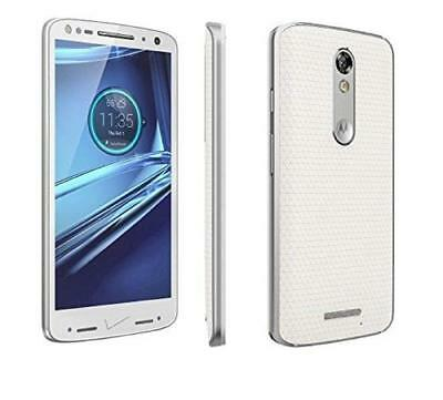 New Overstock Verizon Motorola Droid Turbo 2 XT1585 32GB - White Smartphone