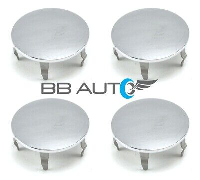 "CHRYSLER PT CRUISER DODGE NEON CHROME WHEEL HUB CENTER CAPS 2"" SET OF 4 NEW"
