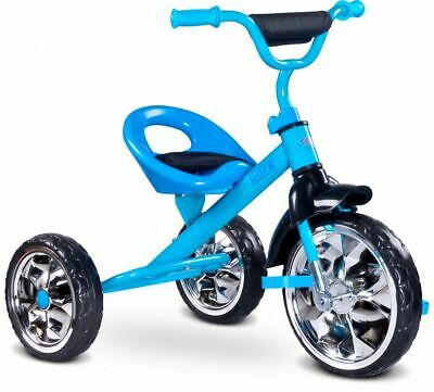 Caretero Toyz York Blau Dreirad für Kinder Dreiräder Fahrrad