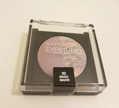 New & Sealed Maybelline New York Magic Mauvr Studio Duo Eye Shadow
