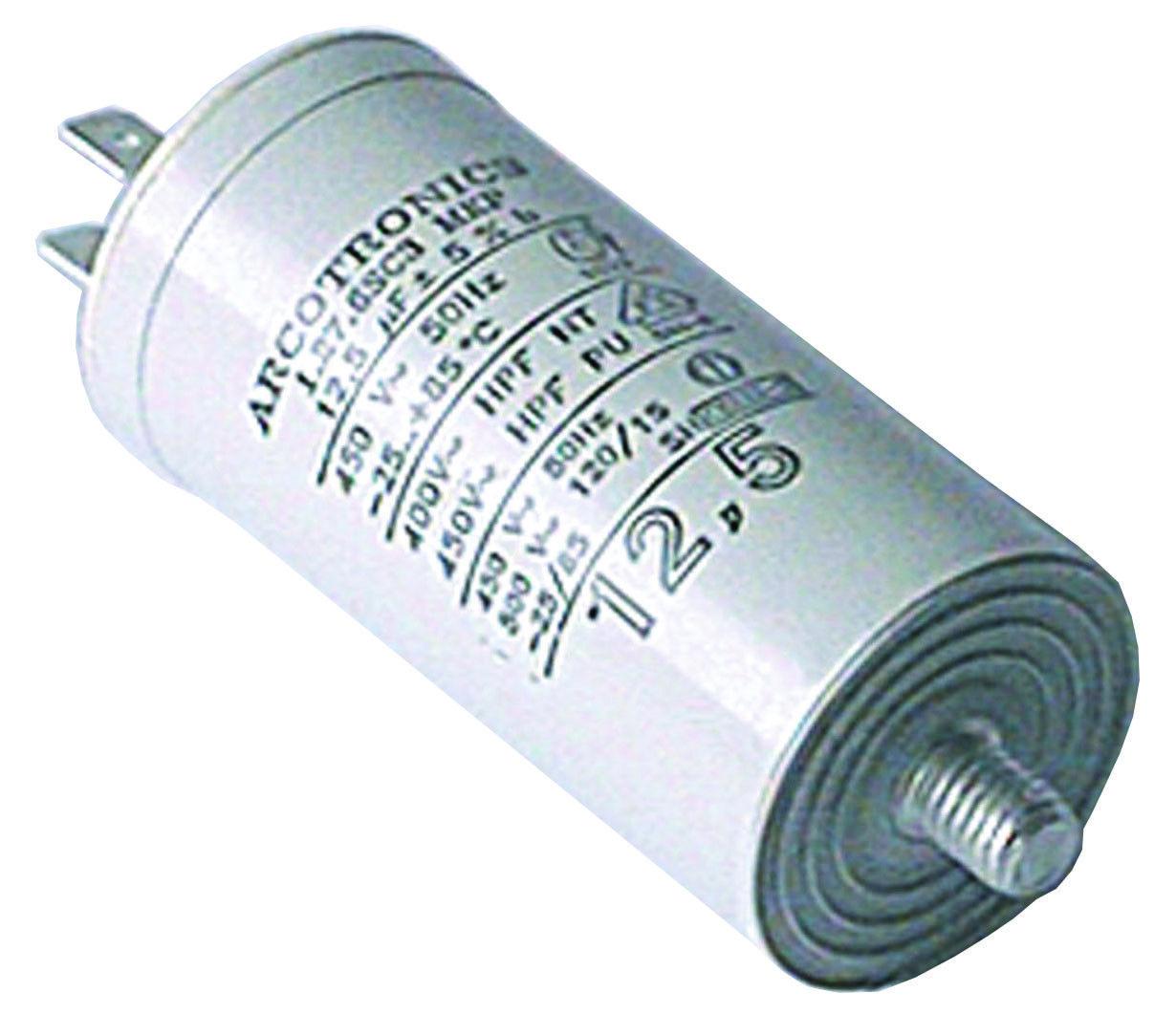 7.5uf µF Universal Start-Run Condensateur pour sèche linge Nettoyeurs pression etc.