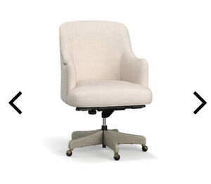 Pottery barn reeves desk chair - like new