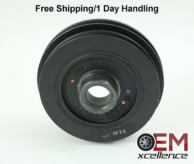 Frontier Xterra Crankshaft  Pulley Oem Priority Mail Match Part  12303 3S500