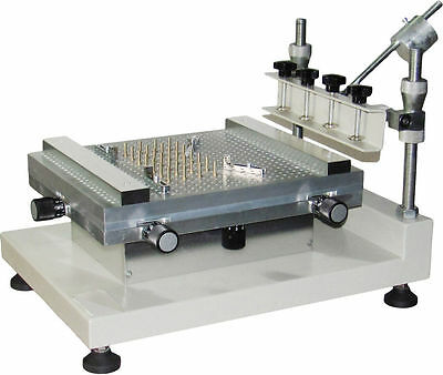 Smt Stencil Printer Pcb Solder Paste Printing 300400 Mm 11.815.7