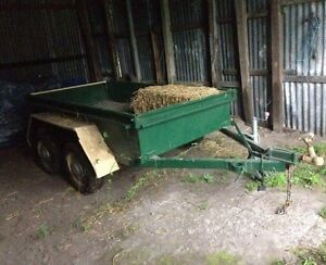 Dual axle box trailer registered Nsw till May 17. ( located Newcastle) Ashtonfield Maitland Area Preview