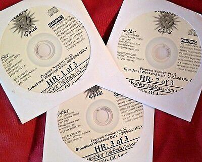 Radio Show: GODDARD'S GOLD 4/15/06 SMOKEY ROBINSON TRIBUTE   & BEST OF
