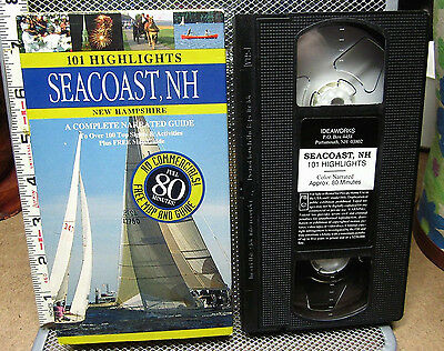 Seacoast New Hampshire Travel Vhs Documentary 101 Highlights Strawberry Banke