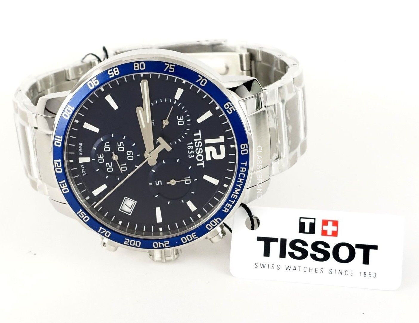 Images Of Set Besides Tissot Calto T Race Ladies T0482171701700 Main