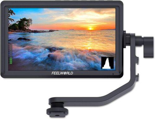 FEELWORLD FW568 5.5 inch DSLR Camera Field Monitor (See Pics)