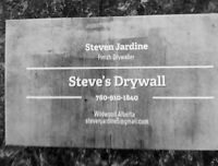 Finish Drywaller for hire