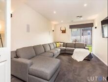 Plush Furniture 8 seater lounge / couch. RRP $6,000+ Burra Queanbeyan Area Preview