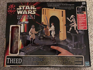 Star Wars Episode 1 Theed Generator Complex Action Set