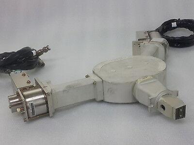 Rigaku Dual Detector Assembly 641183w Ti 641124w La