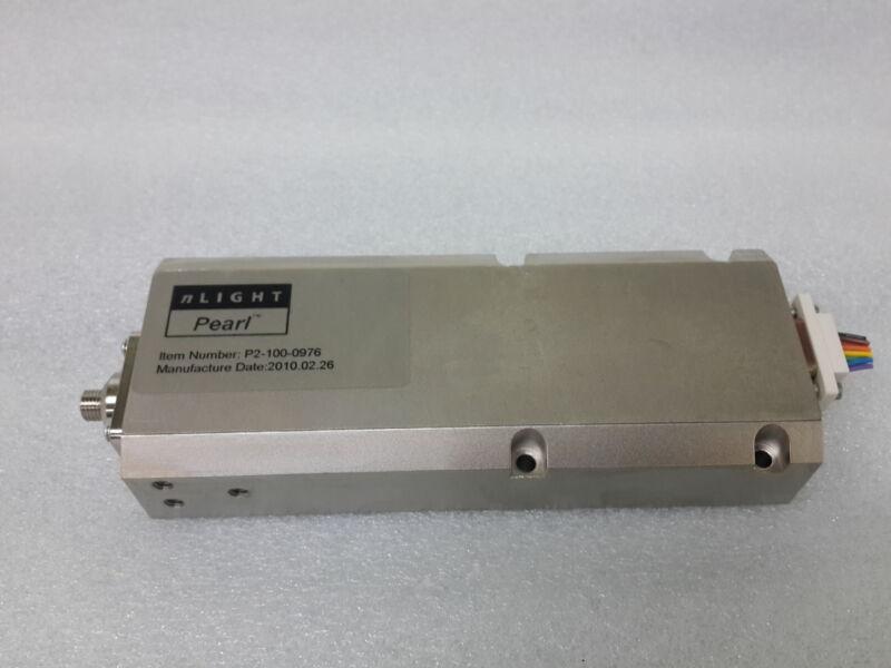 nLIGHT Pearl™ P2-100-0976 P14 series 100w diode Fiber LD LASER