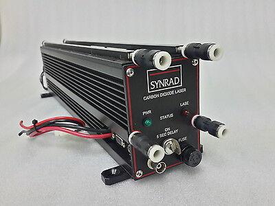Synrad Carbon Dioxide Laser J48-1w 30-32vdc