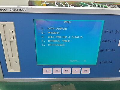 Ulvac Crtm-9000 Crystal Oscillation Type Deposition Controller